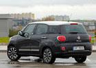 Fiat 500L Living 1.6 MultiJet – Batoh za dvacet