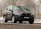 BMW X5 xDrive30d – Zase okus dál