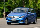 Mercedes-Benz B 200 NGD – V hlavní roli plyn