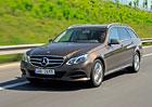 Mercedes-Benz E 350 Bluetec Kombi 9G-Tronic – Devět stupňů ke zlaté