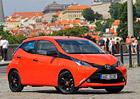 Toyota Aygo – Kolínský pomeranč