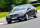 Mercedes-Benz E 200 NGD – Plyn mu sluší