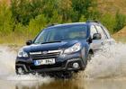 Subaru Outback 2.0D CVT – Ušetří ipobaví zároveň