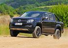 Volkswagen Amarok Dark Label – Stejný, apřesto jiný