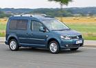 Volkswagen Caddy Cup 1.6 TDI – Máme tip pro sportovce