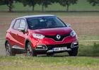 Renault Captur 1.5 dCi Helly Hansen – Ve funkčním prádle