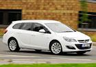 Opel Astra ST 1.6 CDTI – Povedená kombinace