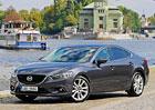 Mazda 6 2.2D 129 kW AT – Směs dobrých pocitů
