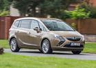 Opel Zafira Tourer 1.6 CDTi EcoFlex – Šestnáct, černá, sudá