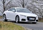 Audi TT 2.0 TFSI Quattro – Konečně je sním zábava