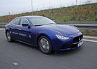 Maserati Ghibli SQ4 – Omámení smyslů