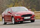 Ford Mondeo 2.0 EcoBoost Titanium – Podvozek OK, ale co zbytek?