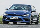 Volkswagen Scirocco R – Jarda Jágr na kolech