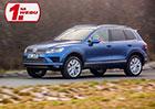 Volkswagen Touareg 3.0 TDI – To dobré zůstává