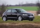 Audi A1 Sportback 1.4 TDI ultra – Brána do světa kruhů