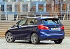 BMW 218d Active Tourer – MPV podle Mnichova