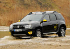 Dacia Duster 1.5 dCi Blackstorm – Horal se hodil do gala