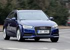 Audi A3 Sportback g-tron 1.4 TFSI – Jezděte za polovic