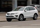 Volkswagen Touareg 3.0 TDI Terrain Tech – Říkejte mi Off-road