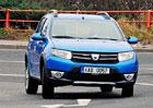 Dacia Sandero Stepway – Stylovka za pár kaček