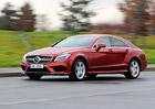 Mercedes-Benz CLS 350 Bluetec 4Matic – Aristokrat tělem iduší