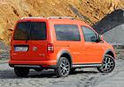 Volkswagen Cross Caddy 2.0 TDI 4Motion – Práce ve velkém stylu