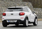Mini Cooper D Paceman ALL4 AT – Šetřit se musí umět