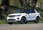 Land Rover Discovery Sport 2.2 SD4 AT – Srodinou stylově