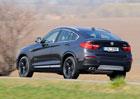 BMW X4 xDrive30d – X6 vmenším balení