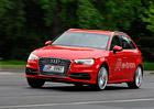 Audi A3 Sportback e-tron – Hybrid pro náročné (a bohaté)