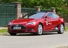 Tesla Model SP85D – Tohle je budoucnost