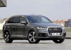 Audi Q7 3.0 TDI Quattro S-line – Q jako kvalita