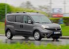Fiat Doblo Panorama XL 1.6 MultiJet (77 kW) – Kdo by to řekl