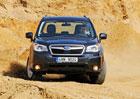 Subaru Forester 2.0D Lineartronic – Univerzální lesník