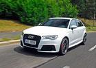Audi RS 3 Sportback – Rychlost apřesnost především