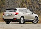 Subaru Outback 2.5i Lineartronic - Univerzál, co myslí za vás