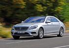 Mercedes-Benz S500 L 4Matic – Jízda pánů