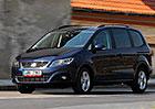 Seat Alhambra 2.0 TDI/110 kW - Stejný a přece lepší