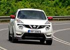 Nissan Juke Nismo RS – Znovu alépe