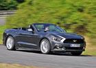 Ford Mustang 2.3 EcoBoost Convertible – Návrat ke kořenům