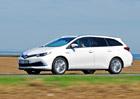 Toyota Auris Touring Sports Hybrid – Doladění na všech frontách