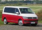 Volkswagen T6 Multivan Generation Six 2.0 BiTDI 4Motion – VIP servis pro šest
