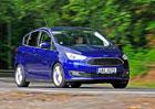 Ford C-Max 1.5 EcoBoost (110 kW) – Spíše sportovní než praktický