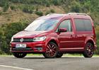 "Volkswagen Caddy 1.4 TSI  – ""Roomster"" od Volkswagenu"