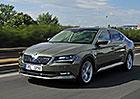 Škoda Superb 1.8 TSI – Zážehové optimum