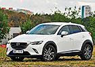 Mazda CX-3 2.0 Skyactiv-G (110 kW) – Malá, ale krásná