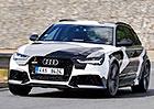 Audi RS 6 Avant – Kombi sduší supersportu