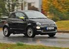 Fiat 500 1.2 8v – Bejby nebude sedět v koutě