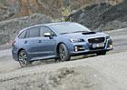 Subaru Levorg 1.6 GT-S – Na tohle jsme čekali