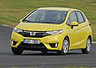 Honda Jazz 1.3 i-VTEC – Velký prostorem, velký cenou